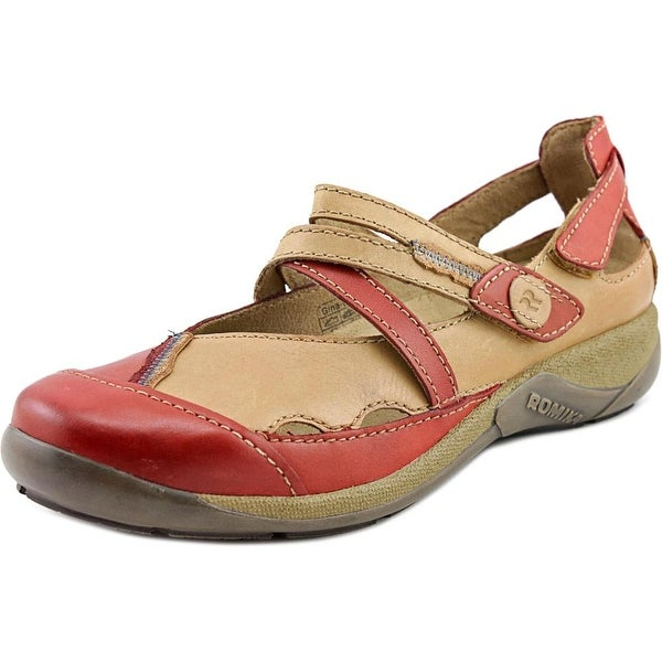Romika Gina 04 Women Round Toe Leather Mary Janes
