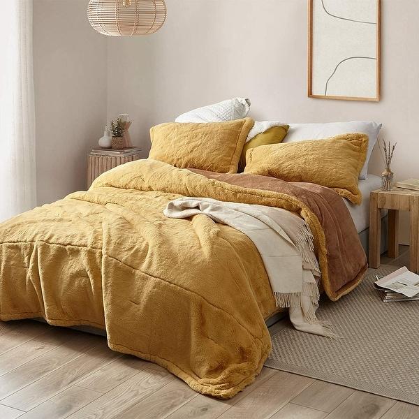 Chunky Bunny - Coma Inducer® Oversized Comforter - Lionhead - Sahara Sun. Opens flyout.