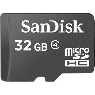 SanDisk SDSDQ-032G-A46A SanDisk 32 GB microSDHC - Class 4 - 1 Card