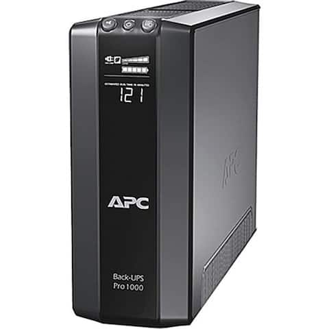 APC Power-Saving Back-UPS Pro 1000 (120V)
