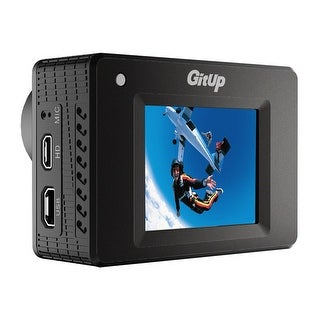Git1 Action Camera - Standard Edition - 1080P Hd + Wifi Functionality - Sony ...