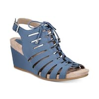 Giani Bernini Womens carissa Open Toe Casual Platform Sandals