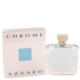 Chrome by Azzaro Eau De Toilette Spray 3.4 oz - Men