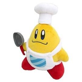 Nintendo 8-inch Kirby Super Star Chef Kawasaki Plush Toy