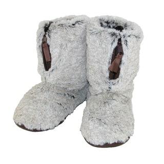 Dearfoams Women's Pile Boot Slipper with Zipper and Memory Foam https://ak1.ostkcdn.com/images/products/is/images/direct/7f7ed63a4ba1d008410290c4820eb25e0eb51c78/Dearfoams-Women%27s-Pile-Boot-Slipper-with-Zipper-and-Memory-Foam.jpg?impolicy=medium