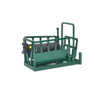 Little Buster Toy Heavy Duty Metal Cattle Chute Green 500235