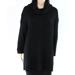 Lauren by Ralph Lauren NEW Black Womens Size XL Cowl Neck Knit Sweater