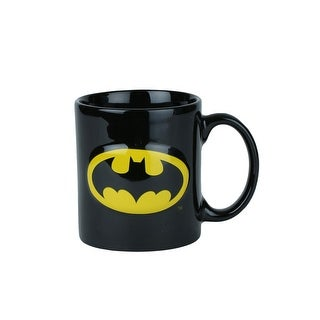 Batman Embossed Coffee Mug