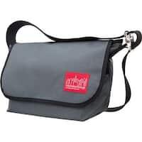 Manhattan Portage  Vintage Messenger Bag Jr (Medium) Grey - us one size (size none)
