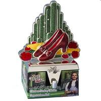 "Wizard of Oz Ruby Slippers 5"" Stocking Hanger"