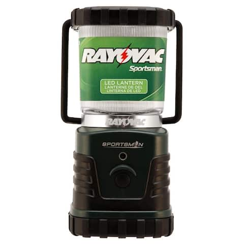 Rayovac SE3DLNA Sportsman LED Lantern, 4 Watt, 240 Lumens