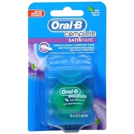 Oral-B SATINtape Fresh Mint 27 Yards