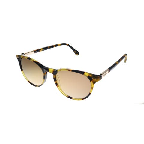 Lilly Pulitzer LP Palermo TO Womens Tortoise Frame 0 Sunglasses