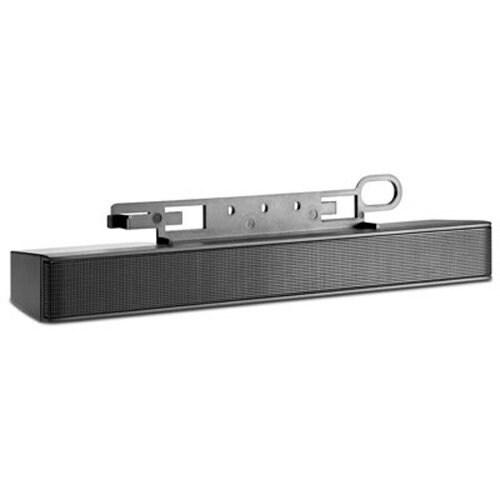 """HP LCD Speaker Bar NQ576AA Sound Bar Speakers"""