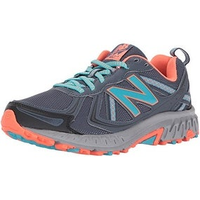 74a11b19a Shop New Balance Women s WT410v5 Cushioning Trail Running Shoe