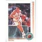 Tom Gugliotta Washington Bullets 1992 Star Pics Prospects Autographed Card Rookie Card This item comes with a certi