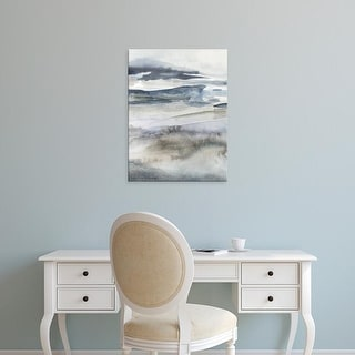 Easy Art Prints Victoria Borges's 'Neutral Salt Spray I' Premium Canvas Art