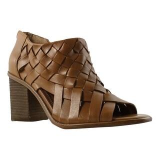 Corso Como Womens Salem Brown Booties Size 6.5