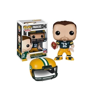 POP! NFL Aaron Rodgers Vinyl Figure