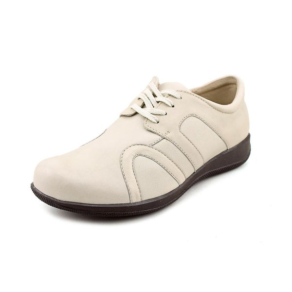 Softwalk Topeka Women Off White Sneakers Shoes