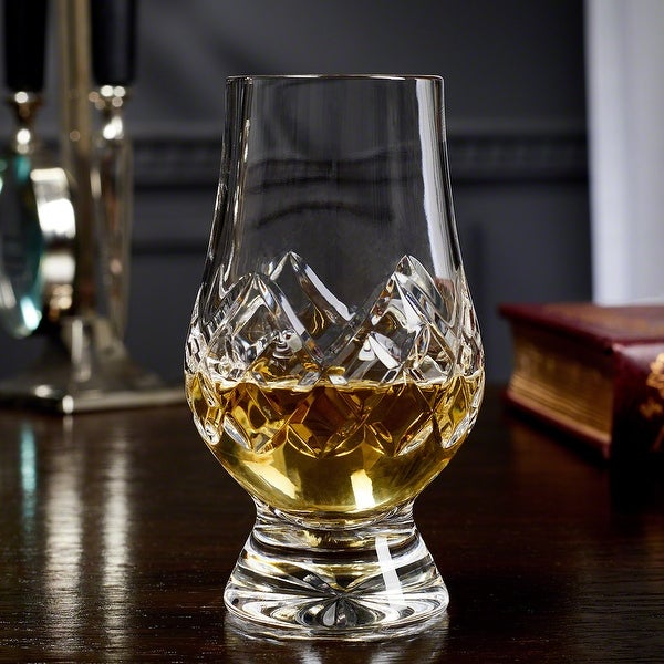 Glencairn Cut Crystal Whiskey Glass. Opens flyout.