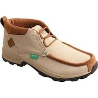Twisted X Boots Men's MHK0009 Hiking Shoe Tan Canvas