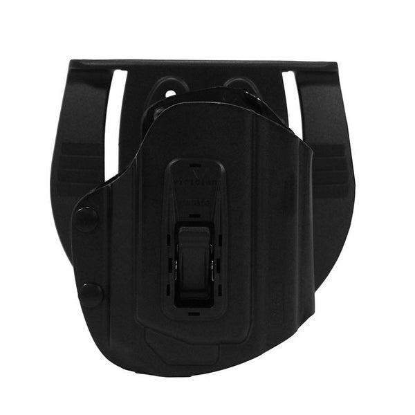 Viridian Right Tacloc Holster For Springfield Xd-S 9/40 W/ Viridian C Series Ecr Equipped