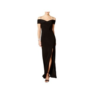 Nightway Womens Evening Dress Off The Shoulder Formal