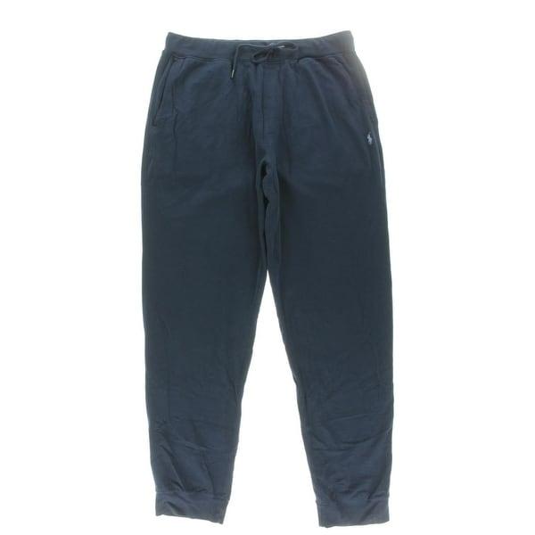 3c5a0516ca65 Shop Polo Ralph Lauren Mens Big   Tall Sweatpants Jersey Jogger ...