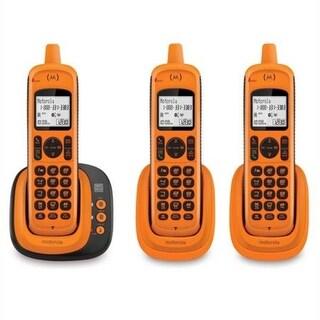 Motorola XT801-XT8-2 3 Handset Rugged Cordless Bundle