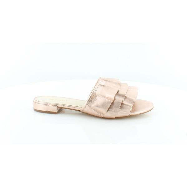 Nine West Ivarene Women's Sandals & Flip Flops Pink - 9
