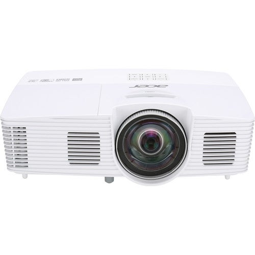 Acer H6517ST Acer H6517ST 3D Ready DLP Projector - 1080p - HDTV - 16:9 - Front, Rear, Ceiling2.8 - OSRAM - 210 W - NTSC,