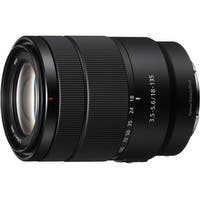 Sony E 18-135mm F3.5-5.6 OSS APS-C E-mount Zoom Lens - black