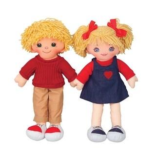 Dexter Toys Boy Doll, Caucasian