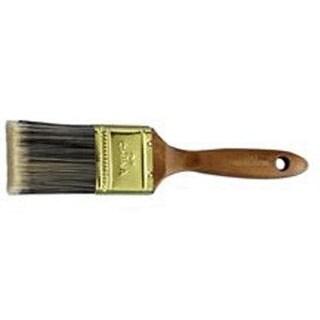 "Premier Paint Roller #1542 Polyester Flat Sash Varnish Brush, 1.5"""