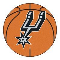 NBA - San Antonio Spurs Basketball Mat