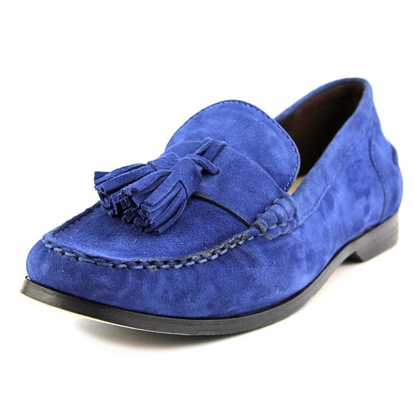 e4b938f3f53 Shop Cole Haan Pinch Grand Penny Loafer Moc Toe Suede Loafer - Free ...