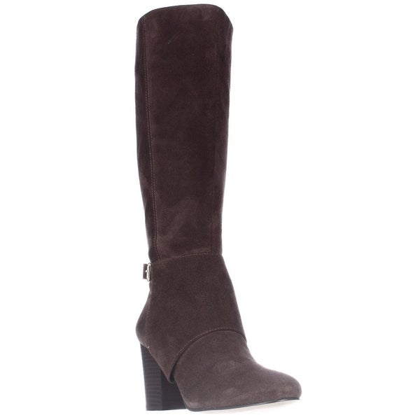 BCBGeneration Denver Knee High Fashion Boots, Oak - 10 us