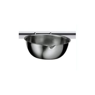 "Franke AK85-10S Franke Rail System 8-1/2"" Kitchen Bowl"