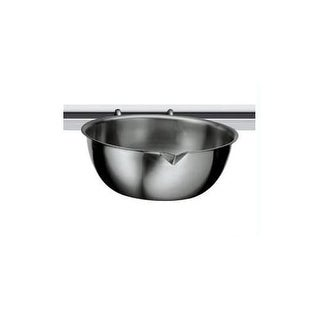 "Franke AK85-10S Franke Rail System 8-1/2"" Kitchen Bowl"