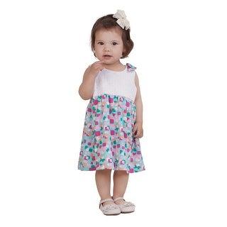 Pulla Bulla Baby Girl Infants Style Lace Dress