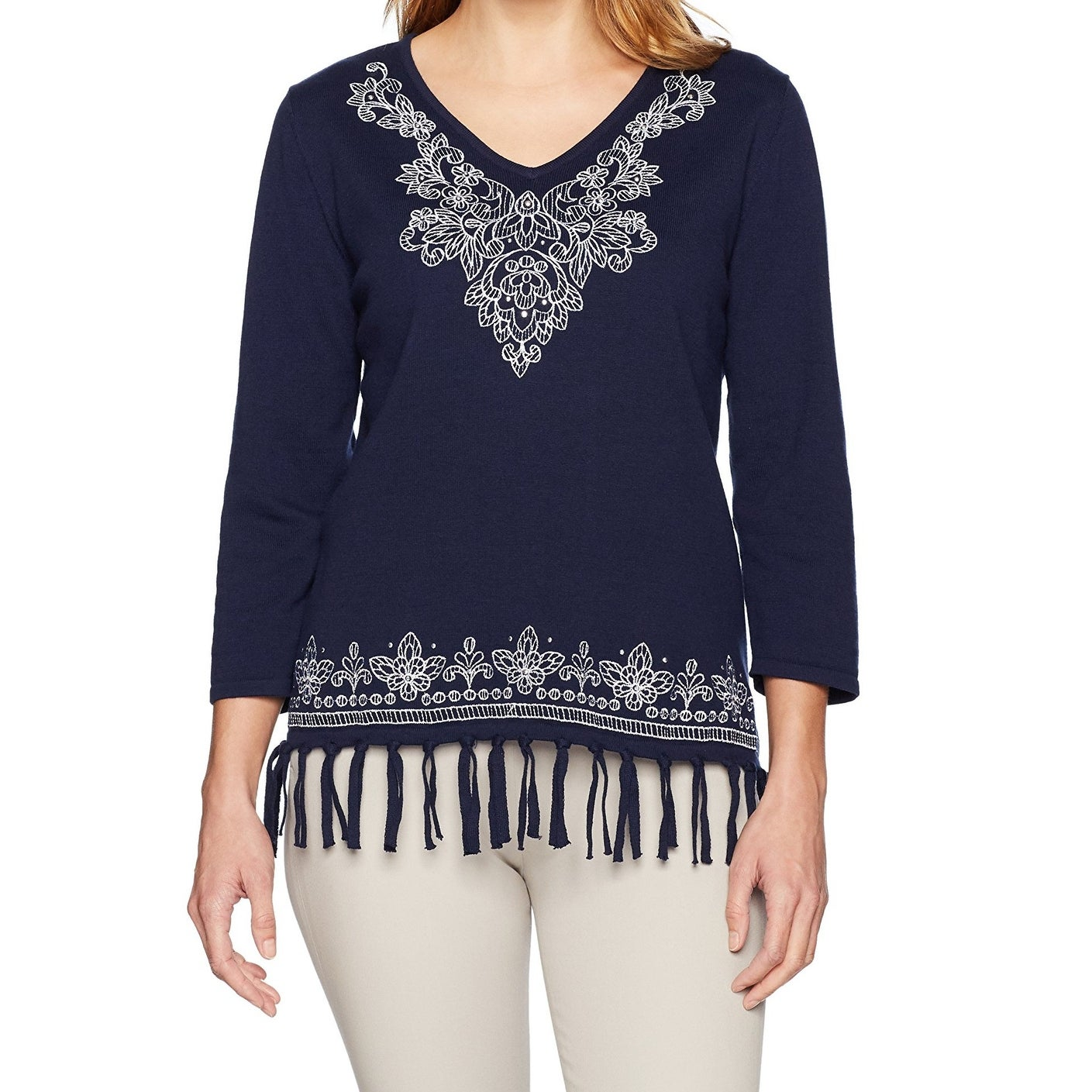 ff1a69b7008 Alfred Dunner Women s Sweaters