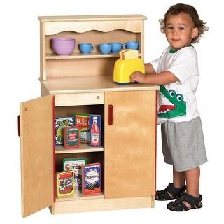 Offex Birch Play Kitchen - Cupboard