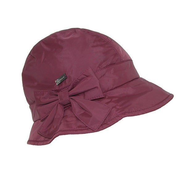 Shop Betmar Women s Water Resistant Packable Lined Bucket Hat - Free ... 0ce153182