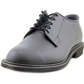 Bates Uniform Oxford Round Toe Leather Oxford
