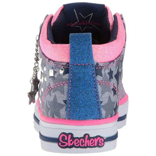 Skechers Kids Girls' Shuffles-Journey