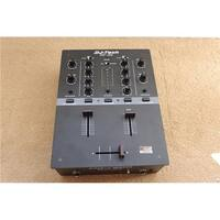 DJX DIF2SGREY 2 Channel Dj Scratch Mixer, grey