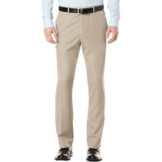 Perry Ellis Mens Dress Pants Modern Fit Twill