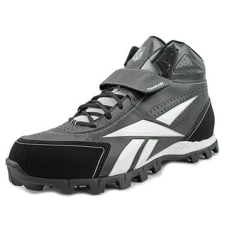 Reebok NFL Thorpe III AT Round Toe Leather Cleats|https://ak1.ostkcdn.com/images/products/is/images/direct/7fa7c61d7a0720d6506e80d5056321a9ccb156ee/Reebok-NFL-Thorpe-III-AT-Men-Round-Toe-Leather-Black-Cleats.jpg?impolicy=medium