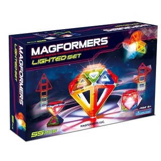 Magformers Lighted Set - Multi